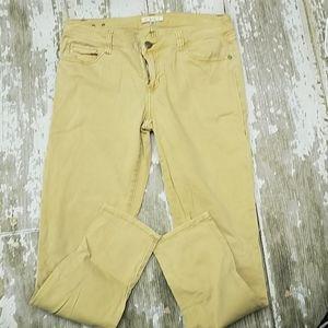 Mustard CAbi pants